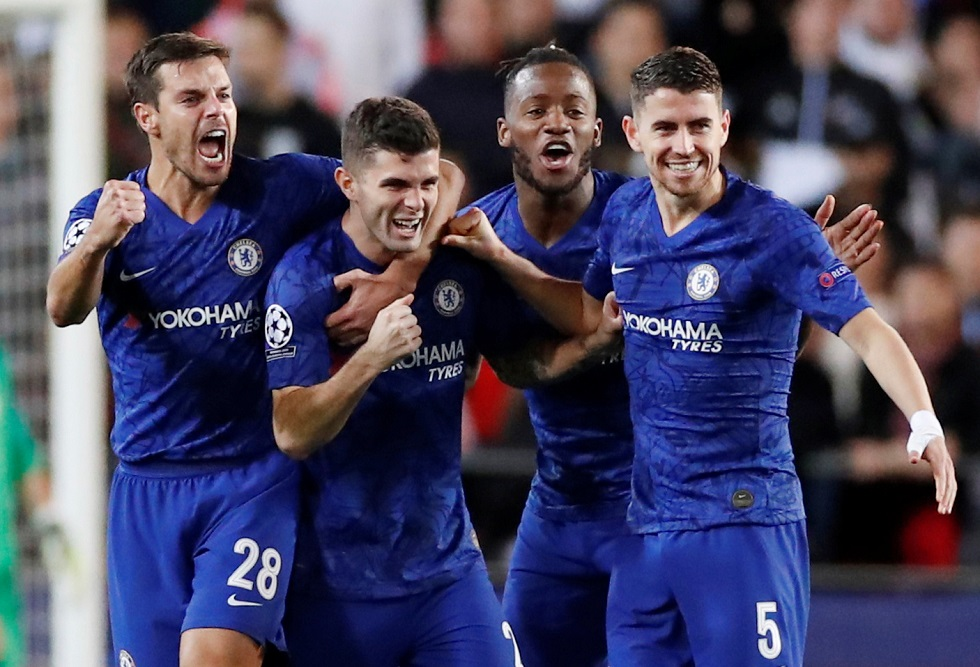 Chelsea FC Squad, Team, All Players 2020