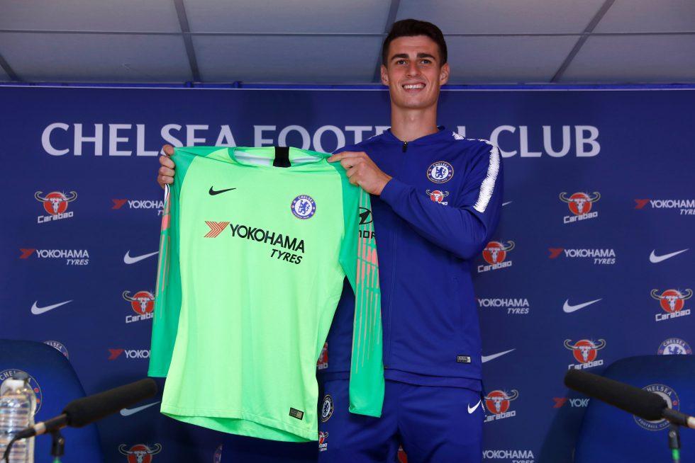 Chelsea Highest transfer fees