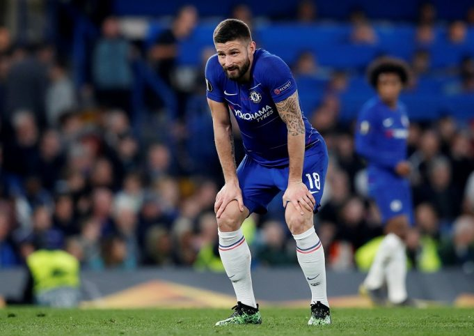 Chelsea Receive €4m Offer For Olivier Giroud But Holding Out For €10m