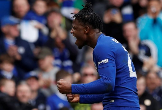 Chelsea Receive Michy Batshuayi Offer From Aston Villa