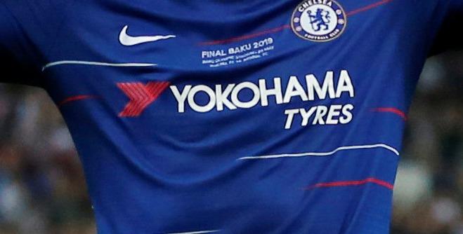 Chelsea end shirt sponsorship with Yokohama Tyres