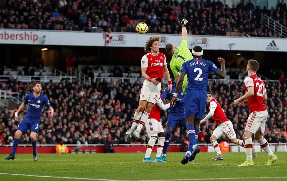 Chelsea vs Arsenal Live Score Update!