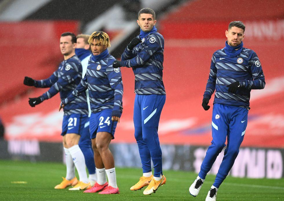 Chelsea vs Burnley Predicted line up