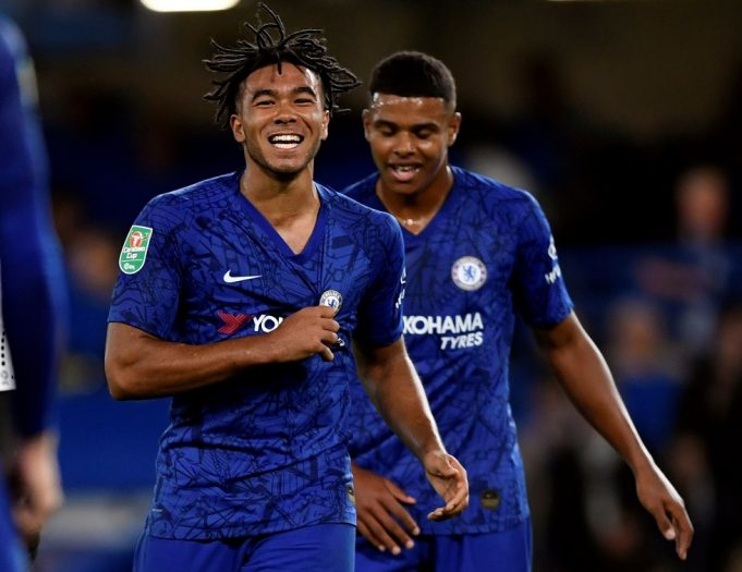 Frank Lampard Outlines Reece James' Tactical Profile In This Young Chelsea Side
