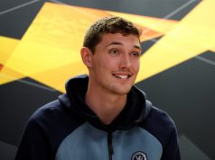 Frank Lampard rules out exit for AC Milan target Andreas Christensen