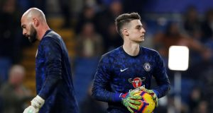 Kepa To Follow Jorginho Example In Overcoming Harsh Criticisms