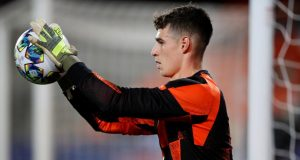 Lampard asks Kepa to learn from basics again