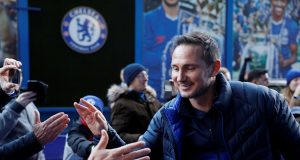 Lampard happy with Stamford Bridge performance