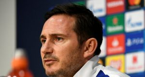 Lampard reacts to yet another unlucky Chelsea defeat