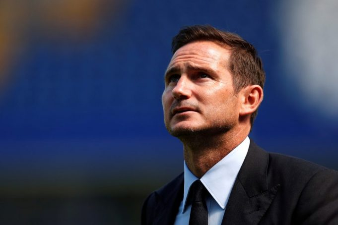 Lampard unhappy despite Chelsea being in top 4