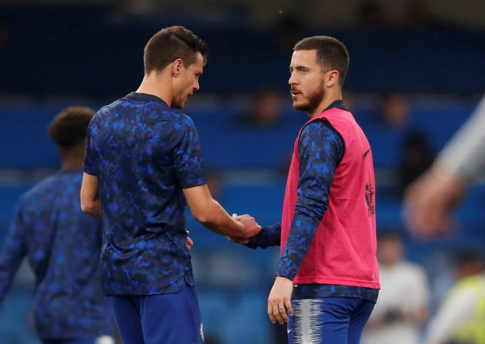 Luis' story on Hazard that will have you in fits