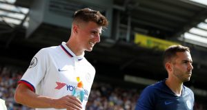 "Mason Mount stars in the latest episode of ""Out of the Blue"""