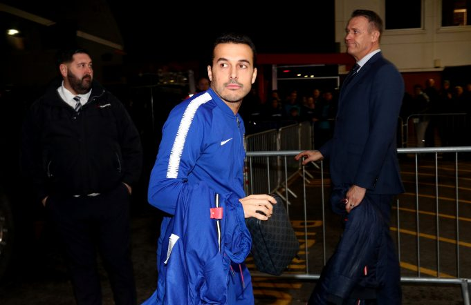 Pedro to join AS Roma?