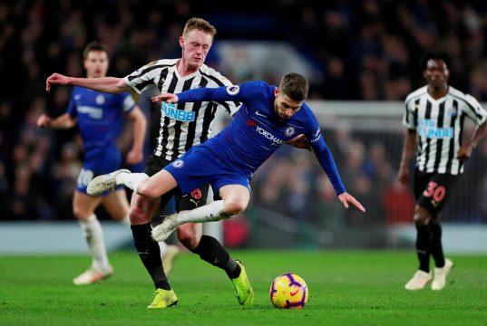 Steve Bruce in awe of Newcastle's performance against Chelsea