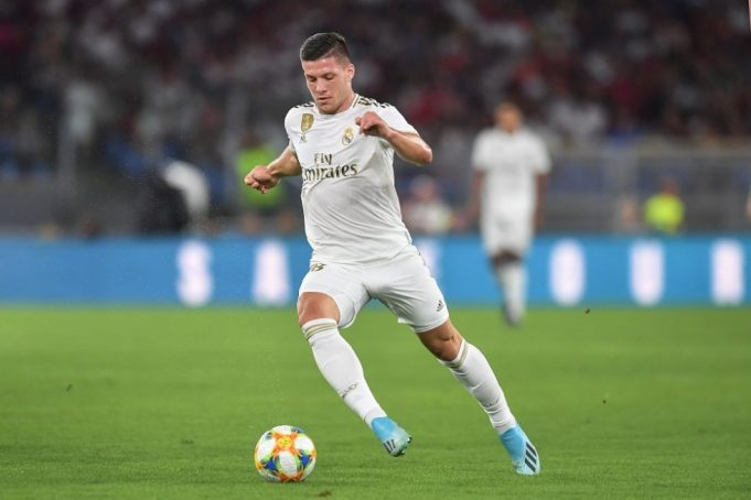 Top 5 Strikers Chelsea Could Sign This Summer 2020 Luka Jovic