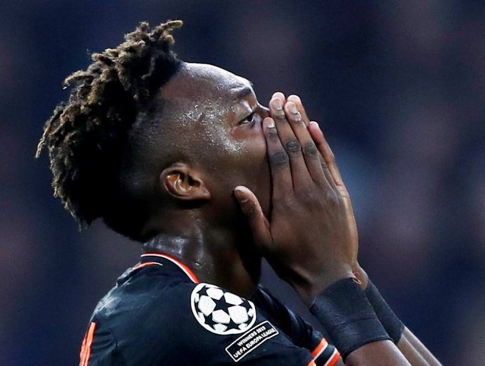 Alan Shearer counsels Tammy Abraham post Leicester City tieAlan Shearer counsels Tammy Abraham post Leicester City tie