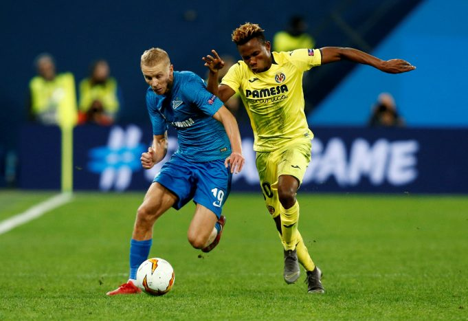 Chelsea Eye Samuel Chukwueze As Their Next Big Transfer Target
