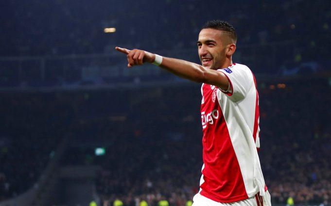 Chelsea agree summer deal for Ajax winger Hakim Ziyech