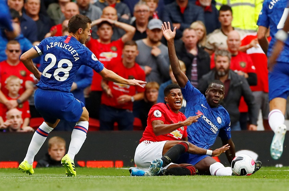 Chelsea Vs Manchester United Head To Head Results Records