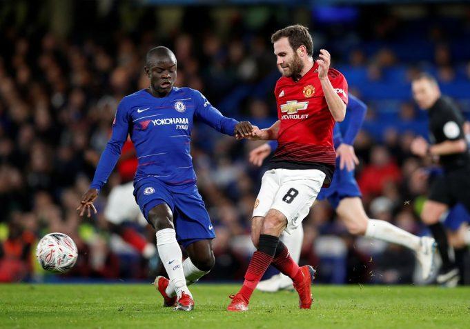 Chelsea vs Manchester United Live Stream, Betting, TV, Preview & News