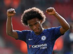 Chelsea winger Willian thinks of London as second home