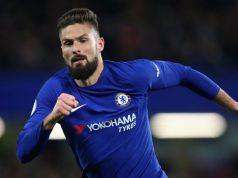 Giroud and Azpi reveling in Chelsea win
