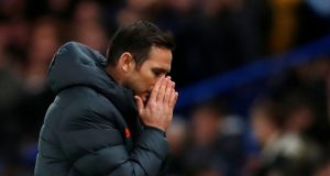 Maguire should've been sent off: Lampard