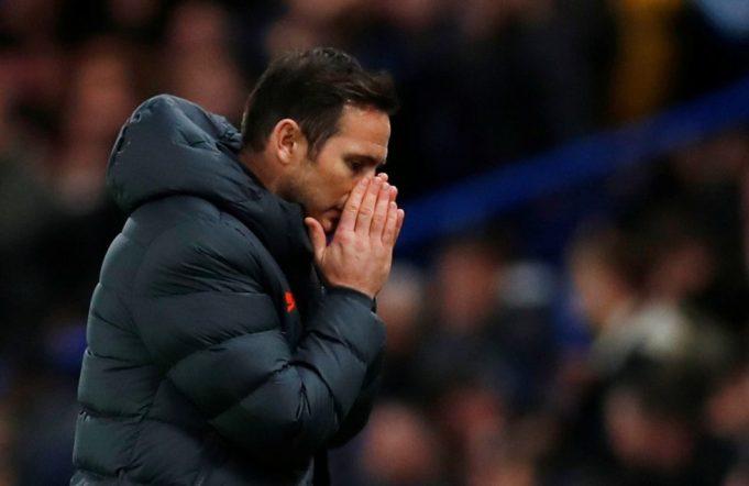 Maguire should've been sent off: Lampard