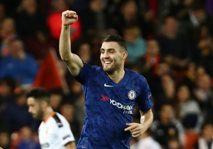 Matteo Kovacic Claims To Be Playing 'The Best Football' Of His Career