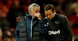 Mourinho jealous of Chelsea's striker situation