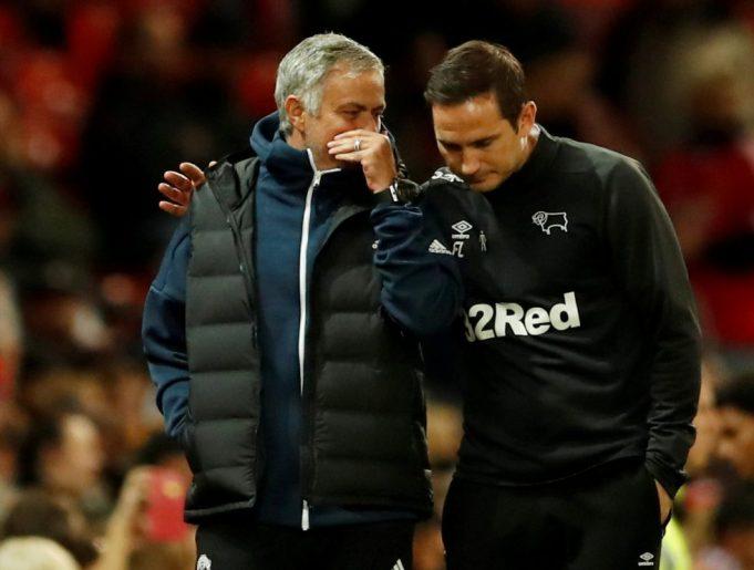 Mourinho jealous of Chelsea's striker situation