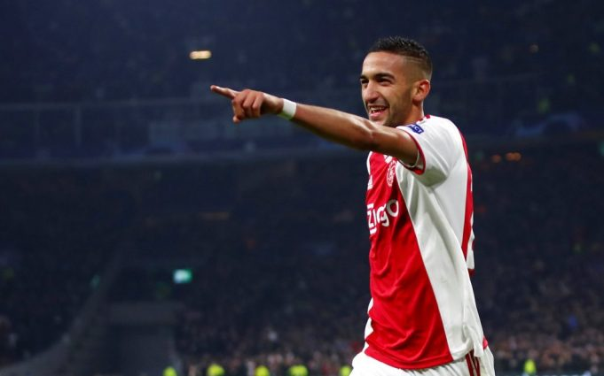 OFFICIAL: Chelsea sign Hakim Ziyech