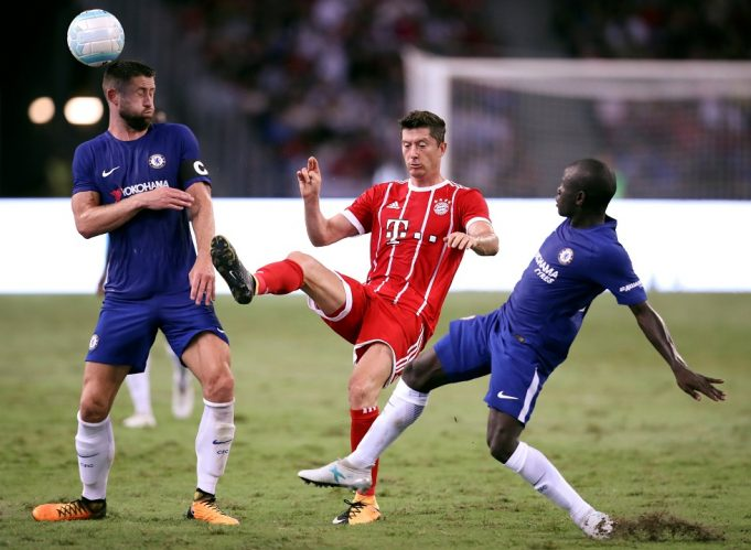 Pavard reveals how Bayern mastered Chelsea