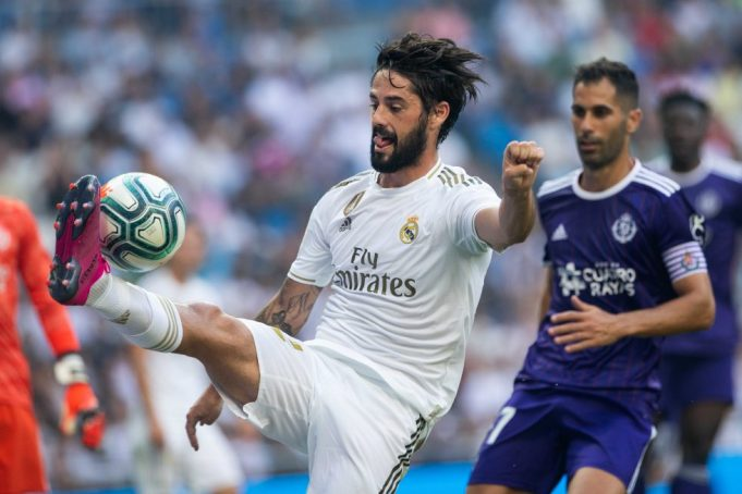 Real Madrid midfielder Isco's family pushing for Chelsea move
