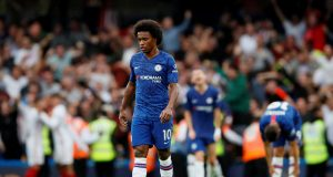 Willian wants to extend Chelsea contract