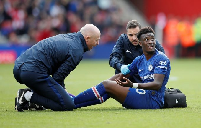 Callum Hudson-Odoi Suffers Injury Setback In Training