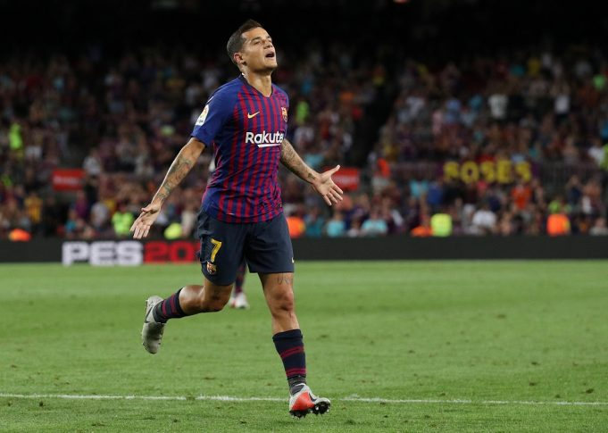 Chelsea Begin Talks With Barcelona For £15m Philippe Coutinho-Deal