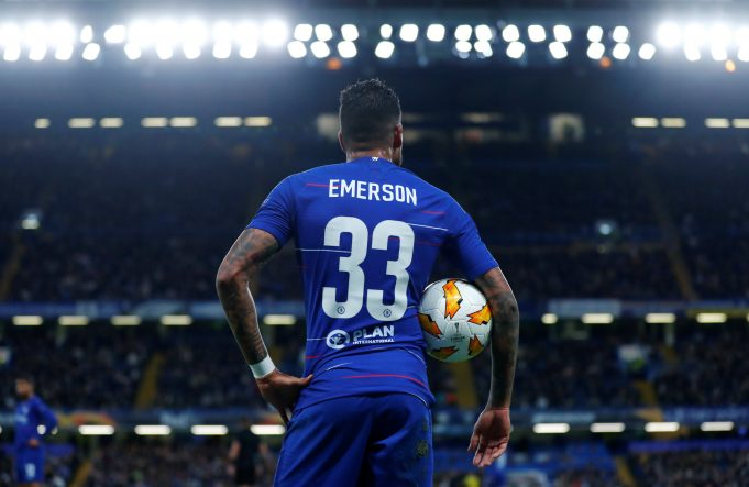 Chelsea defender Emerson reject talk of being unhappy at club