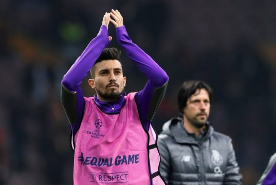 Chelsea 'make contact' for Telles