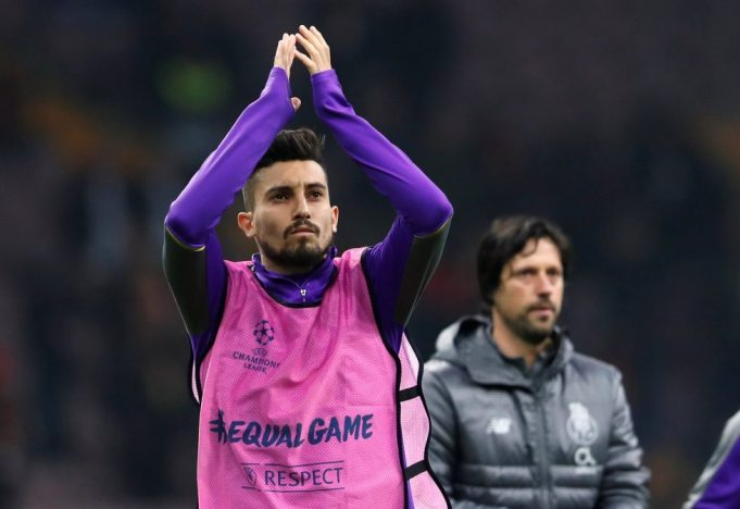 Chelsea on alert as defender Alex Telles set to leave Porto in summer