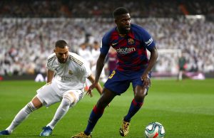 Chelsea to swoop in for Samuel Umtiti