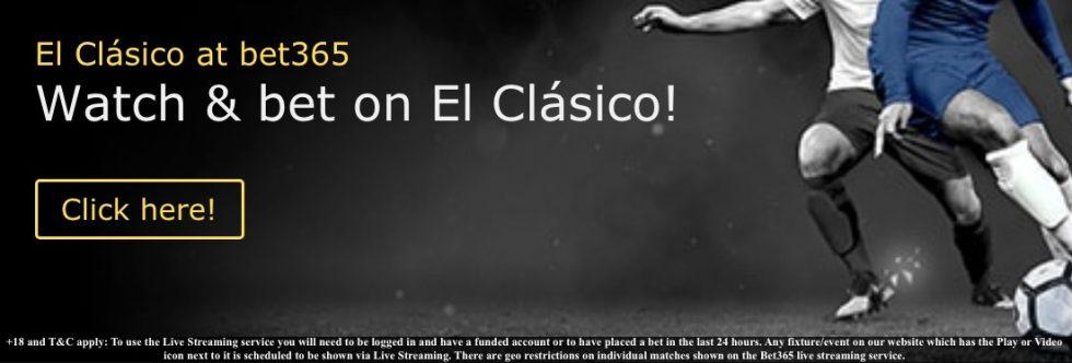El Clasico Predictions: Predictions, betting odds, line-ups, live stream, TV