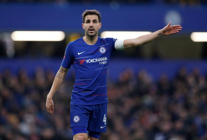 How Jose Mourinho Convinced Cesc Fabregas To Sign With Chelsea
