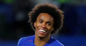 Juventus Join Competitive Transfer Race For Willian Among Arsenal And Tottenham