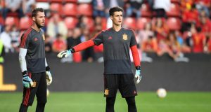 Kepa Future At Chelsea In Complete Jeopardy As Real Madrid Chase Begins