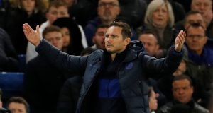 Lampard hails Chelsea's character in Bournemouth draw