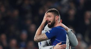 Olivier Giroud Admits He Was Desperate To Leave Chelsea In January