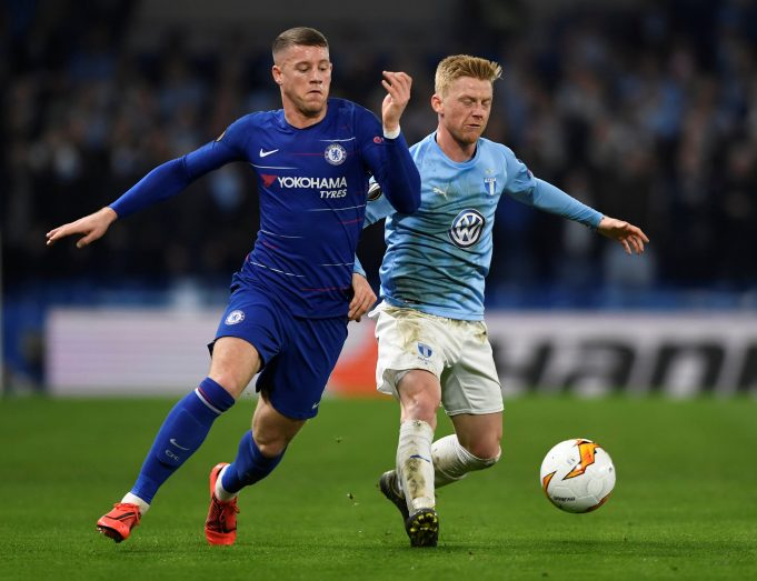 'Top Player' Ross Barkley Backed To Win Chelsea Trophies