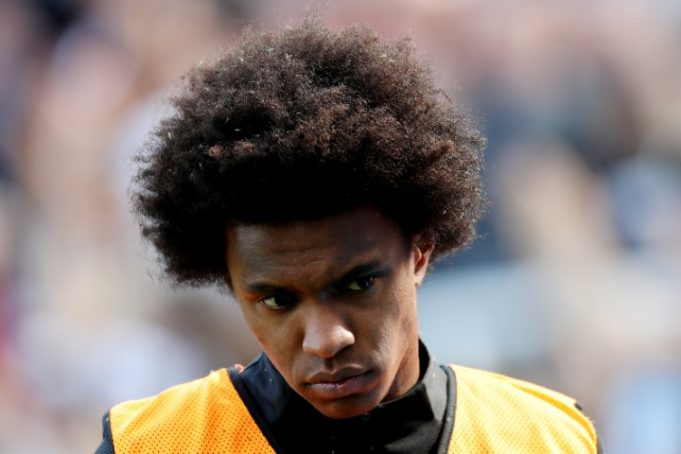 Willian decides what he will do if the season is extended beyond his contract termination date
