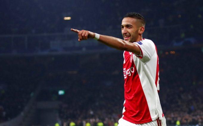 Can Ziyech be Chelsea's new talisman